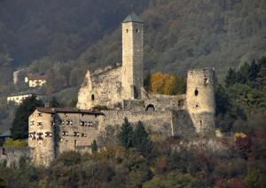 Castel Telvana a Borgo