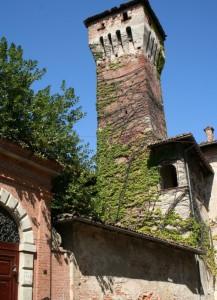 La torre di Castelnuovo Bormida