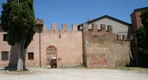 Spezzano, castello