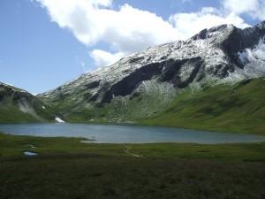 il fascino del…Verney!(il lago del Piccolo S.Bernardo)