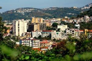 Gragnano, panorama