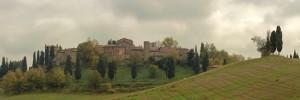 Antico borgo Castello di Serravalle