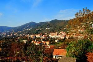 Panorama di Agerola
