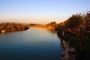 Cecina e il suo fiume