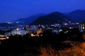Gragnano, notturno