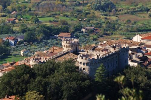 Monteroduni - le 4 torri