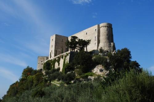 Rocca D'Evandro - La rocca di Evandro