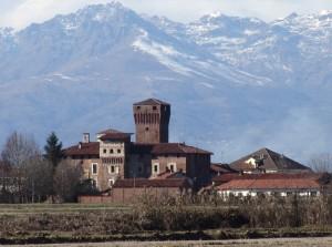 Castello di Balocco, anno 1423, Balocco, Piemonte