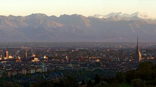 Torino - Primo sole su Torino