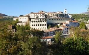 Centro storico di Pratella