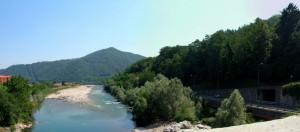 Agnona beach