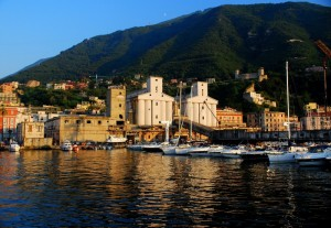 Castellammare, dal porto antico