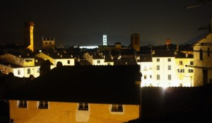 lucca di notte