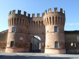 Porta Mantova XVI