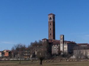 Il castello di Lenta