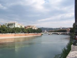 Verona dal ponte