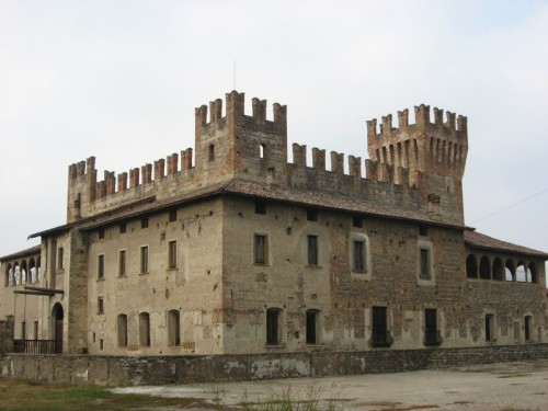 Cavernago - Castello di Malpaga a Cavernago