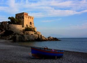 l'incantevole torre di Erchie…è lì dal 1278
