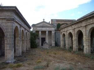 Santuario abbandonato