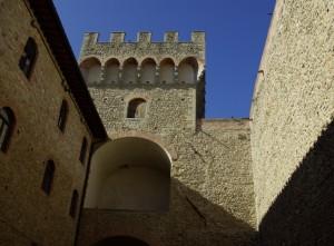 Torre delle mura di Scarperia