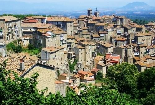 """Caprarola - """"la città dei Farnese"""""""