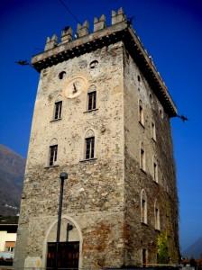 Torre Torelli del castello Santa Maria
