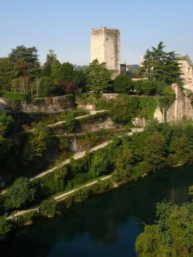 Trezzo sull'Adda - La torre del castello