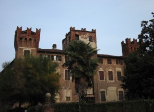Il castello di Nibbiola
