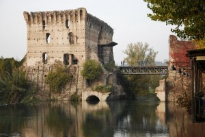 Il ponte visto da Borghetto