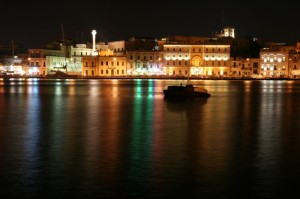 Brindisi by night