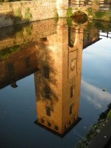 La torre nell'acqua.