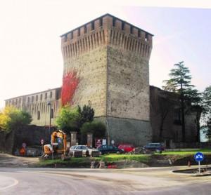 Castello in ristrutturazione?