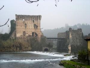 Ciò che resta dell'antica Rocca