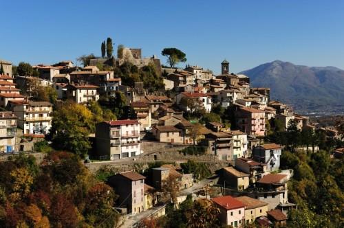 Vivaro Romano - Panorama di Vivaro Romano