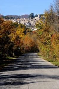 Panorama di Orvinio