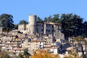 Castello di Orvinio.