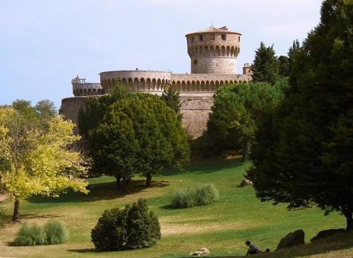Volterra - Fortezza di Volterra