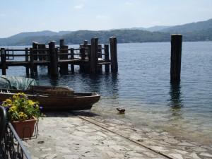 romanticismo al lago