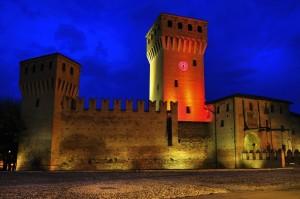 Formigine. Il Castello nott.