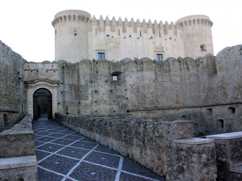 ''castello  di santa severina'' - Santa Severina