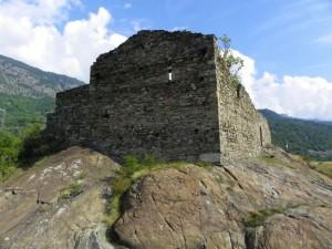 Il castello di Chenal