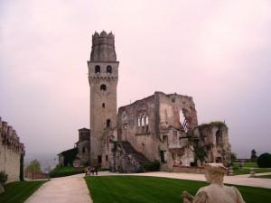 Castello di San Salvatore, La Torre