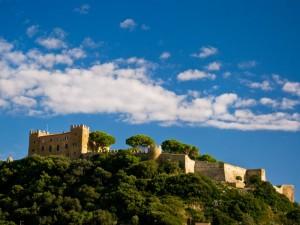 Il castello e le mura