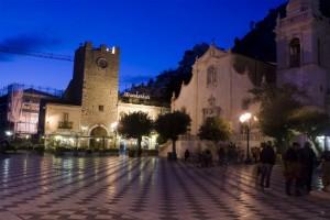 Taormina antica - Torre Orologio