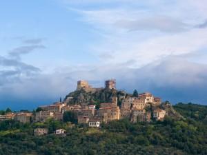 Montemassi - panorama