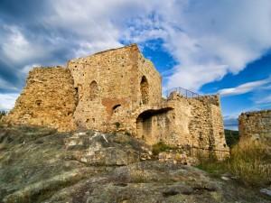 Montemassi - il castello - n. 2