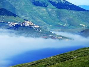 Il paese di Castelluccio