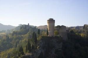 La Rocca e il Santuario