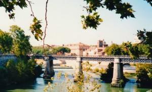 il ponte in cornice