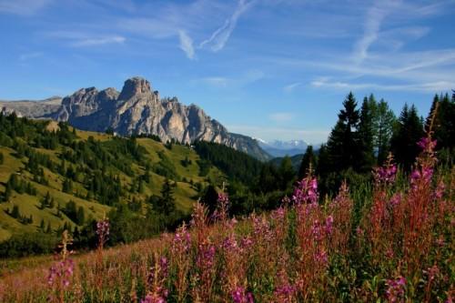 Corvara in Badia - Le montagne di Corvara in Badia